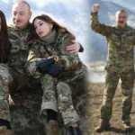 Aliyev Nevruz ateşini Şuşa'da yaktı