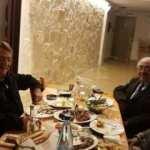 Alkol masasında devlet sırrını ifşa etmişti: Rum lider tepki topladı