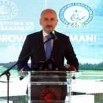 Bakan Karaismailoğlu, Çukurova Havalimanı için tarih verdi