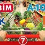 BİM A101 ŞOK MİGROS çalışma saatleri! | Marketler sabah kaçta açılıyor akşam kaçta kapanıyor?