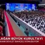 Devlet Bahçeli'nin sözleri salonu ayağa kaldırdı!