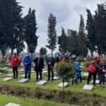 """Edirnekapı Şehitliği'nde """"İstanbul'daki Çanakkale"""" sergisi"""