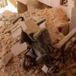 Esed rejimi hastaneyi vurdu: 6 ölü, 15 yaralı
