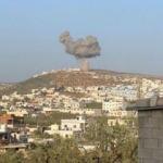 Esed rejimi yine sivilleri hedef aldı: 7 yaralı