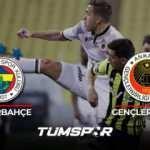 Fenerbahçe Gençlerbirliği maçı geniş özeti ve golleri! (BeIN Sports) | Kanarya evinde kayıp!