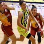 FIBA Kadınlar Avrupa Ligi'nde Türk derbisi