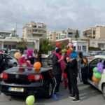 Güney Kıbrıs'ta korona önlemlerini hiçe sayan karnaval