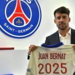 PSG, Bernat'ın sözleşmesini 2025'e kadar uzattı