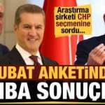 Şubat anketinde bomba sonuçlar! Konsensüs Araştırma şirketi CHP seçmenine sordu...