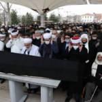 Suriyeli alim Muhammed Ali es-Sabuni'nin cenaze namazı kılındı
