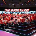 TEKNOFEST yarışmaları dünya rekoru kırdı
