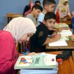 Türkiye'nin desteğiyle Barış Pınarı bölgesinde iki okul daha eğitime başladı