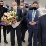Türkiye'nin yeni Washington büyükelçisi ABD'ye indi