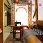 Yeşilyurt Belediyesi Ahmet Çalık Tekstil Müzesi, ziyaretçilerini tarihi bir yolculuğa çıkarıyor