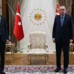 Başkan Erdoğan, Muhsin Yazıcıoğlu'nun oğlu ile görüştü