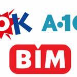 A101, BİM, ŞOK 26-31 Mart Aktüel Ürünler Kataloğu!