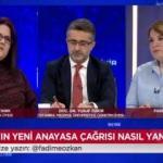 AK Parti MKYK Üyesi Avukat Derya Yanık'tan CHP'ye tepki