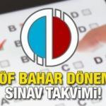 AÖF ara sınavları ne zaman? Anadolu Üniversitesi 2021 bahar dönemi sınav tarihi!