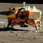 Ay'da 682,77 metre yol katetti, uyku moduna geçti