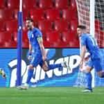 Bakasetas attı Yunanistan bir puanı kaptı!