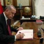 Başkan Erdoğan imzaladı! Kesin korunacak hassas alan ilan edildiler