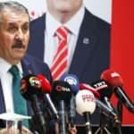 BBP lideri Destici: HDP çoktan kapatılmalıydı