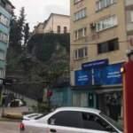 Bursa'da heyelan! Bazı evler boşaltıldı