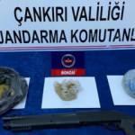Çankırı'da uyuşturucu operasyonu: Jandarma suçüstü yakaladı