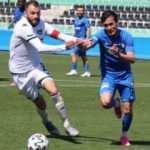 Denizlispor, 1. Lig ekibi Altay'a yenildi