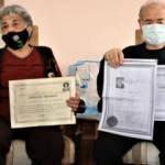 Elazığ'da bir steteskopla 62 yıl doktorluk yapan çift: Şimdiki sağlık imkanları çok iyi!