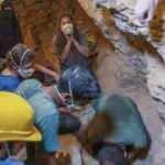 """İsrail'deki """"korku mağarası""""nda 6 bin yıllık çocuk iskeleti bulundu"""