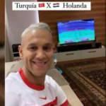Josef, Mesut Özil ve Melo'dan Türkiye paylaşımı