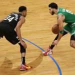 Bucks'ın 8 maçlık galibiyet serisine Celtics son verdi