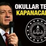 Okullar tekrar kapanır mı 2021? MEB Bakanı Selçuk'tan kritik uzaktan eğitim açıklaması!