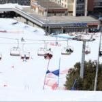 Palandöken'de turizmciler kış sezonundan memnun