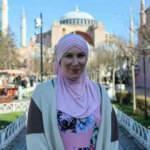 İngiliz turist Sultanahmet Camisi'ne girdi Müslüman oldu!