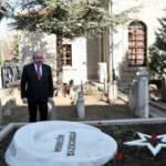 TBMM Başkanı Şentop, Muhsin Yazıcıoğlu'nu, vefatının 12'nci yılında andı