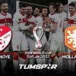 Türkiye Hollanda maçı geniş özeti ve golleri! (TRT SPOR) | Milliler Portakallara acımadı!