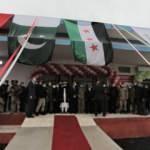 Türkiye'nin desteğiyle Barış Pınarı bölgesinde bir okul ve fırın daha açıldı