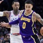 Lakers'ı mağlup eden 76ers, 4'te 4 yaptı