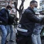'Yarasa kız' çetesine operasyon: 115 gözaltı