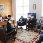 Ak Partili Hamza Dağ'dan basın emekçilerine aşı müjdesi