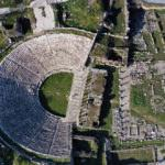 Ara Güler'in keşfi Afrodit'in kenti Afrodisyas