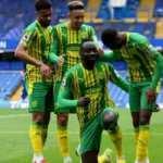 Diagne ve arkadaşları Chelsea'yi ezdi geçti!