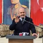 Bakan Soylu'dan komandolara: Rehavet, terör örgütlerinden daha büyük düşmanımız