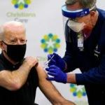 Biden'dan dini liderlere çağrı: Aşı olmaya teşvik edin