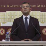 CHP'li Özgür Özel, teravih namazı kararından rahatsız oldu