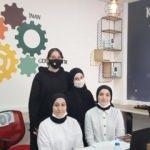 Emine Ahmet Yeni Kız Anadolu İmam Hatip Lisesi 2 proje ile Türkiye finalinde