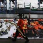 Endonezya'da düşen uçağın ikinci karakutusu bulundu