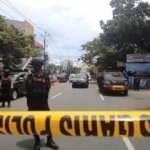 Endonezya'da Ulusal Polis Merkezine silahlı saldırı